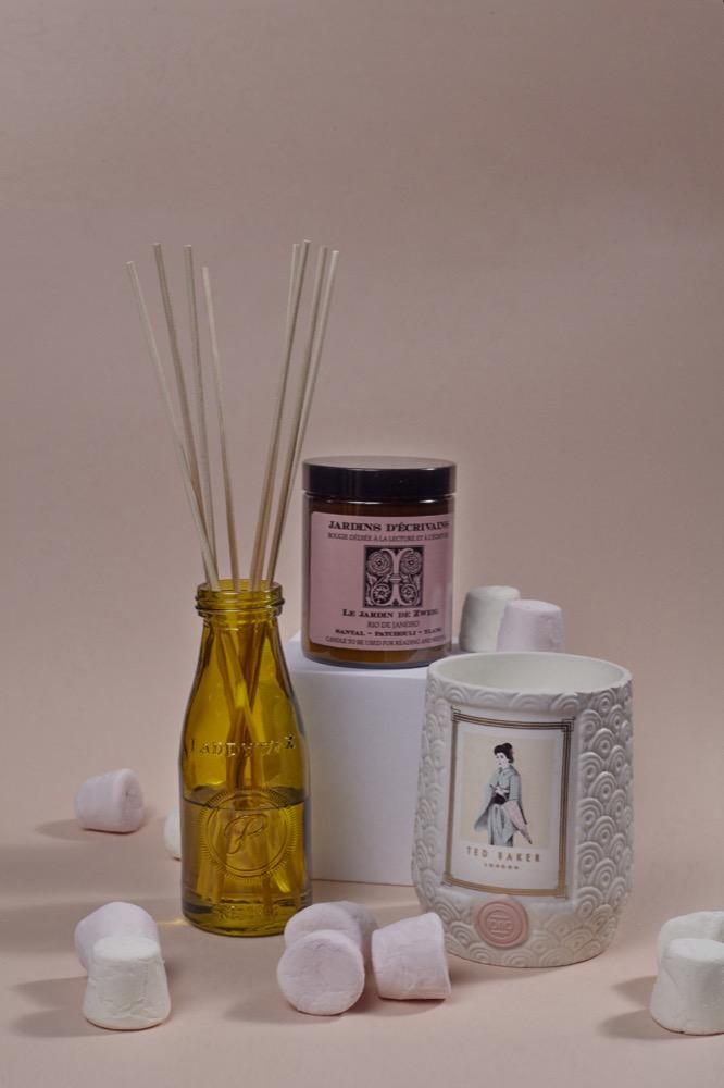 feminine home fragrance