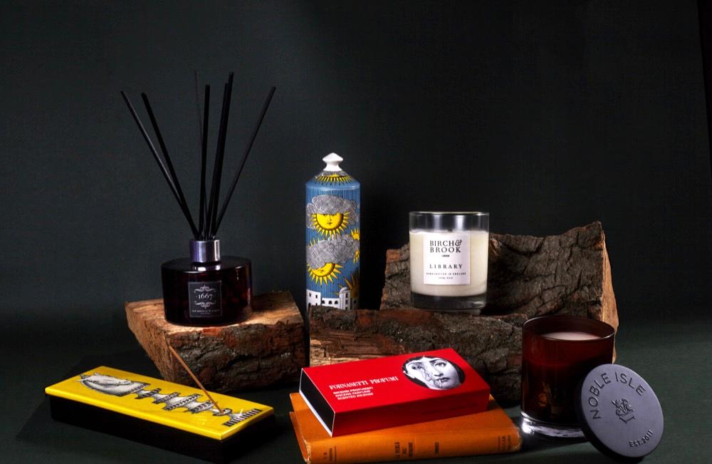 MASCULINE Home fragrance