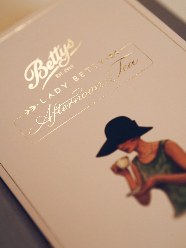 Betty's York
