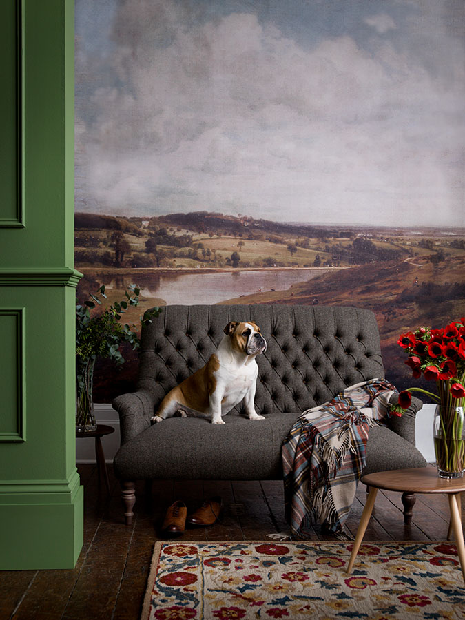 Simon Bevan and Lucy Gough for M&S