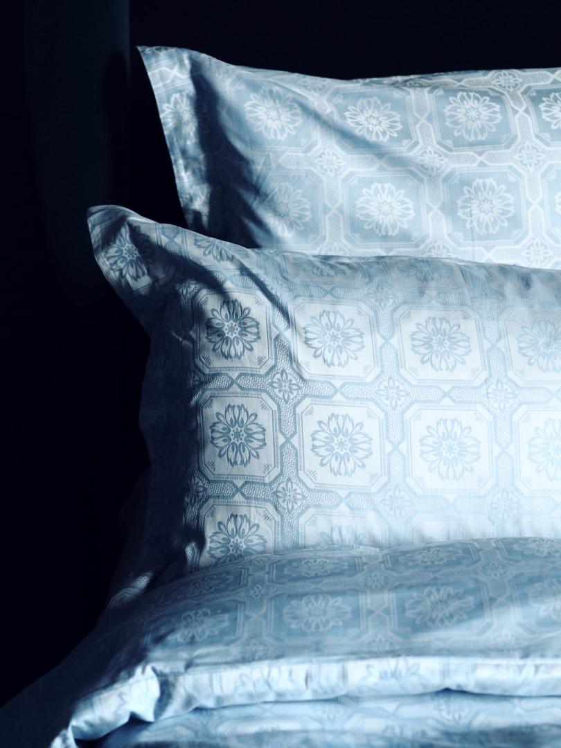 scandinavian bedding