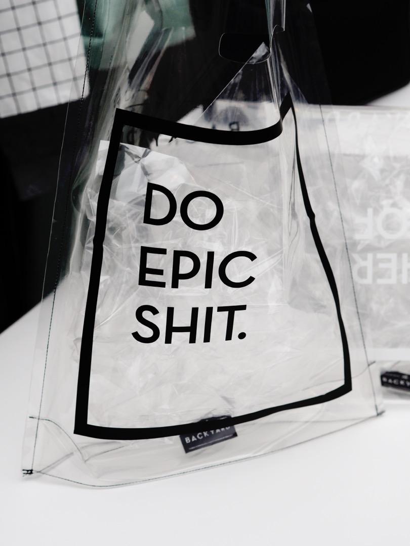 do epic shit bag