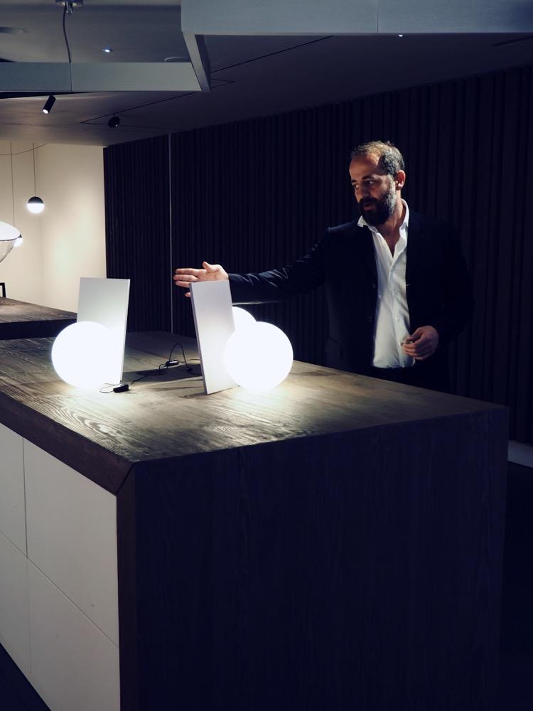 about Michael anastassiades lighting designer