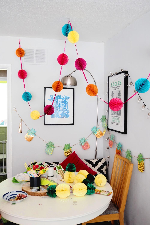 kids part decoration ideas