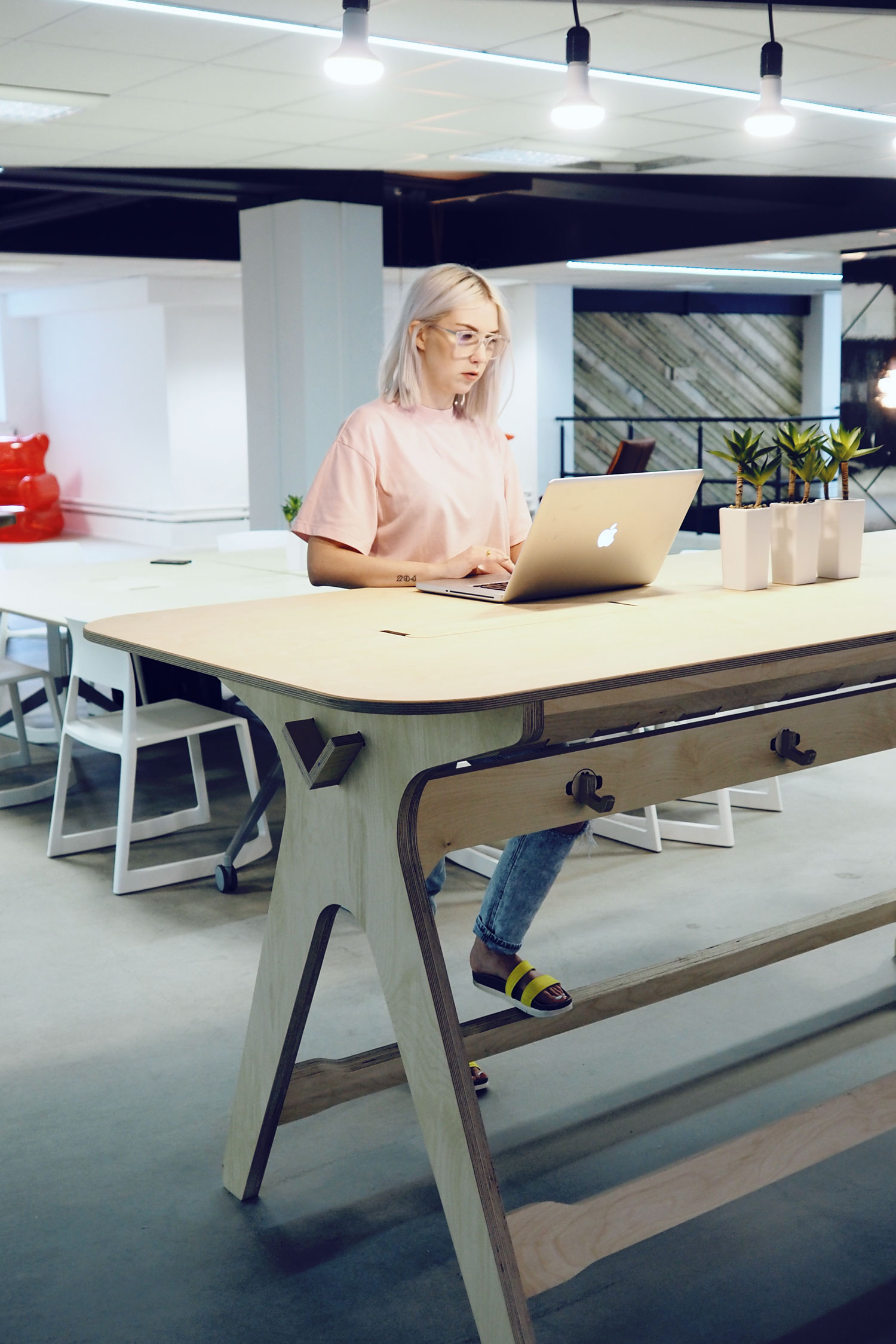 co working space in london