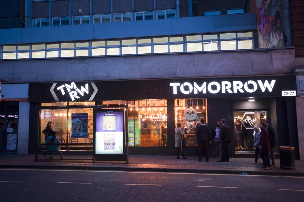 tech hub south london