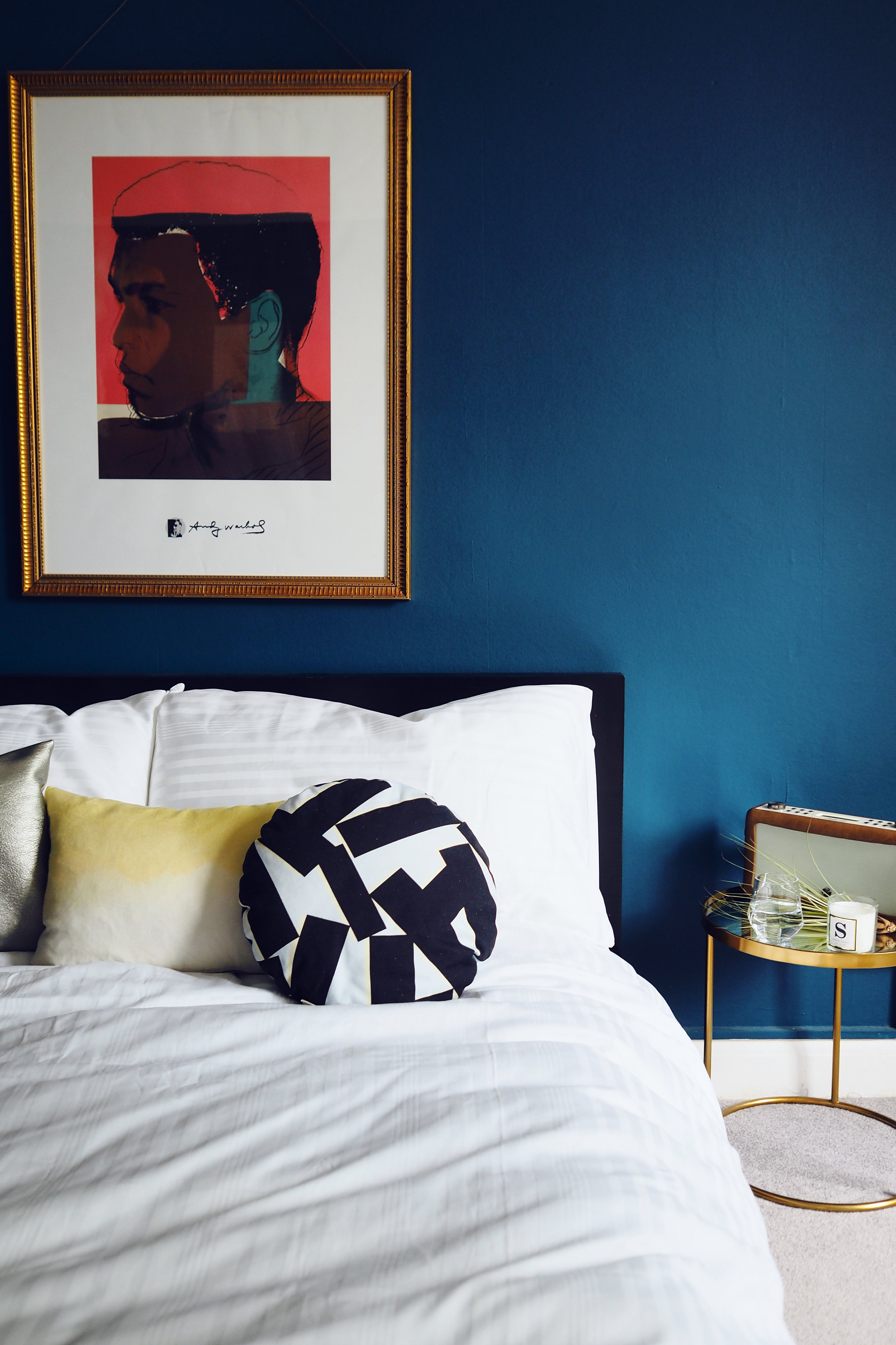 What is Egyptian cotton bedding and why does it matter? In this blog post I'm sharing 5 reasons that it's worth investing that little bit extra in your bedding.