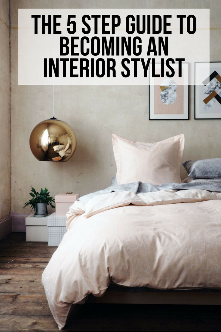 My inbox has been full to the brim of people just like you, who are looking at how to make a career as an interior stylist, so I thought I'd put some easy steps together that helped me to get ahead in the competitive industry of being an interior stylist!