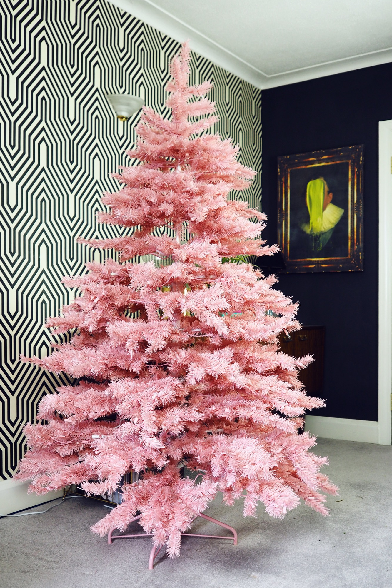 Alternative Christmas Decorations.My Alternative Christmas Tree Sarah Akwisombe