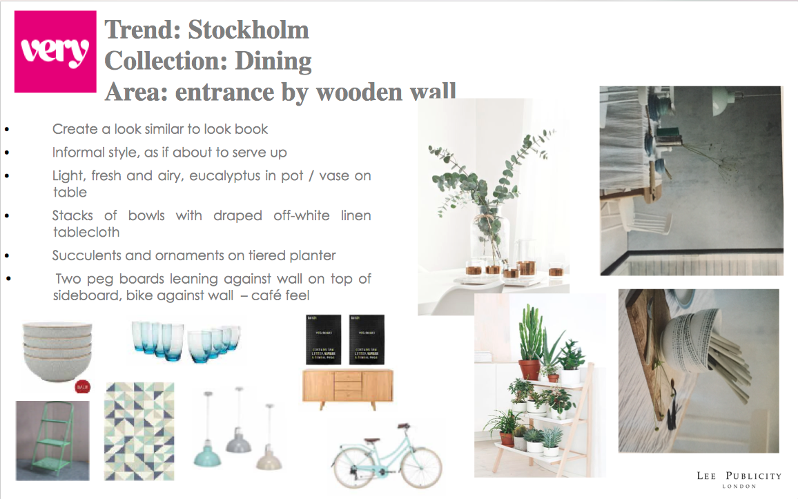 In this post I'm sharing a little behind the scenes of what it's like being and interior stylist. From concept to planning and then the styling itself. If you're interested in becoming an interior stylist you need to check this out!