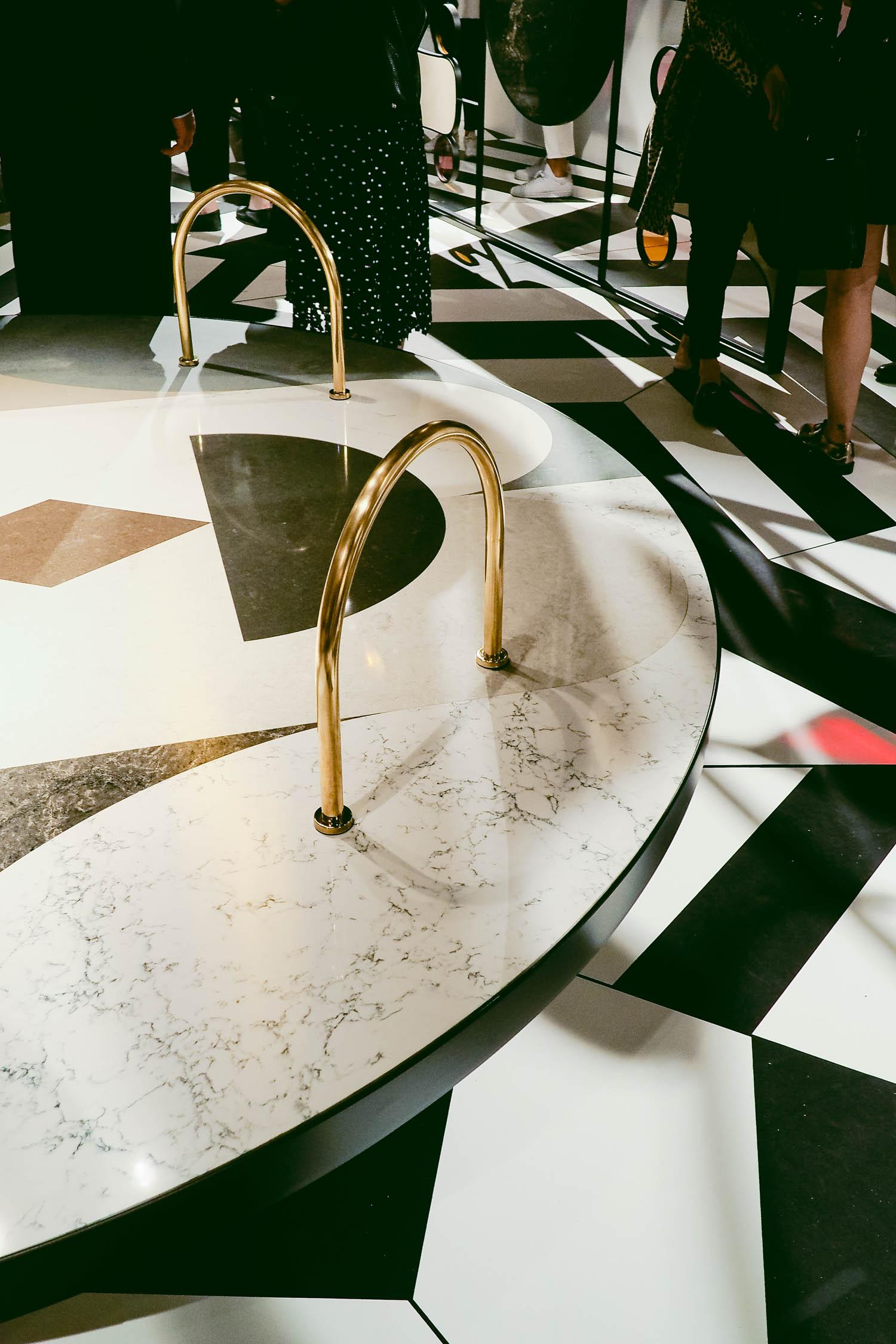 Jaime Hayon for Caesarstone at Milan design Week 2017