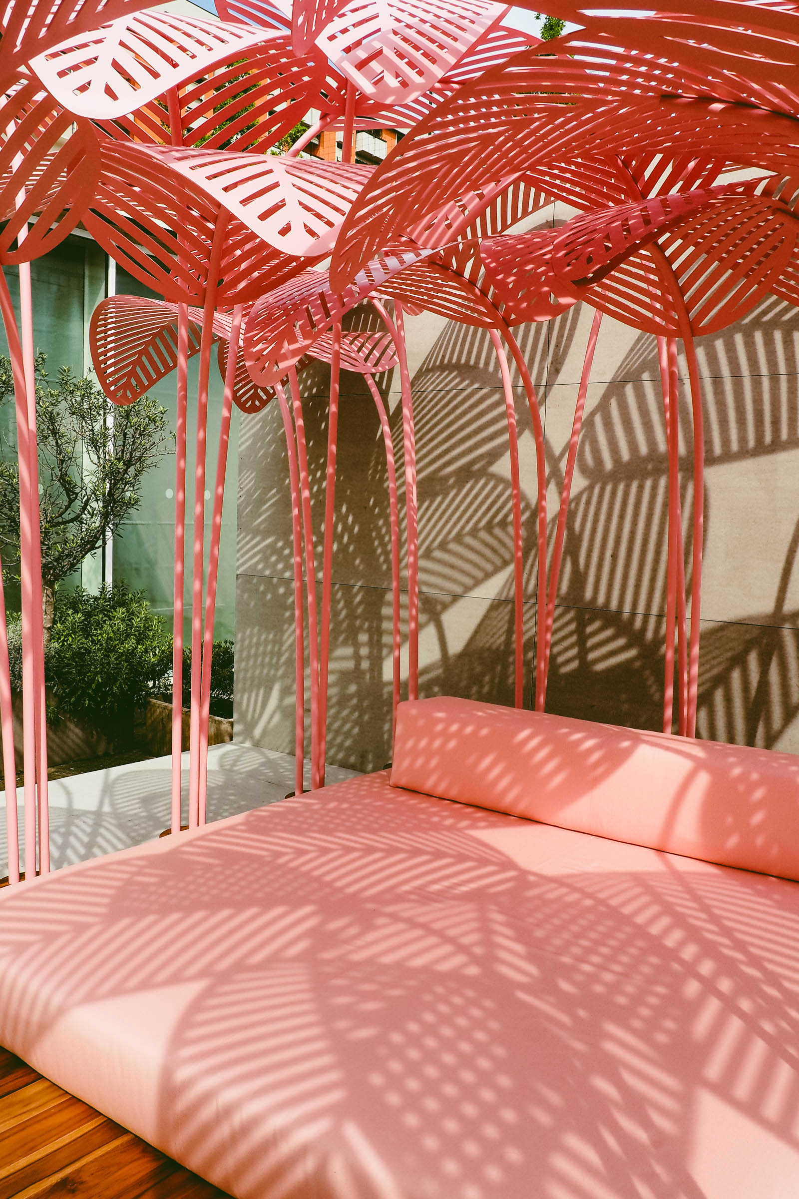 Read all about my first experience of Milan design week - Marc Ange, invisible collection, le refuge
