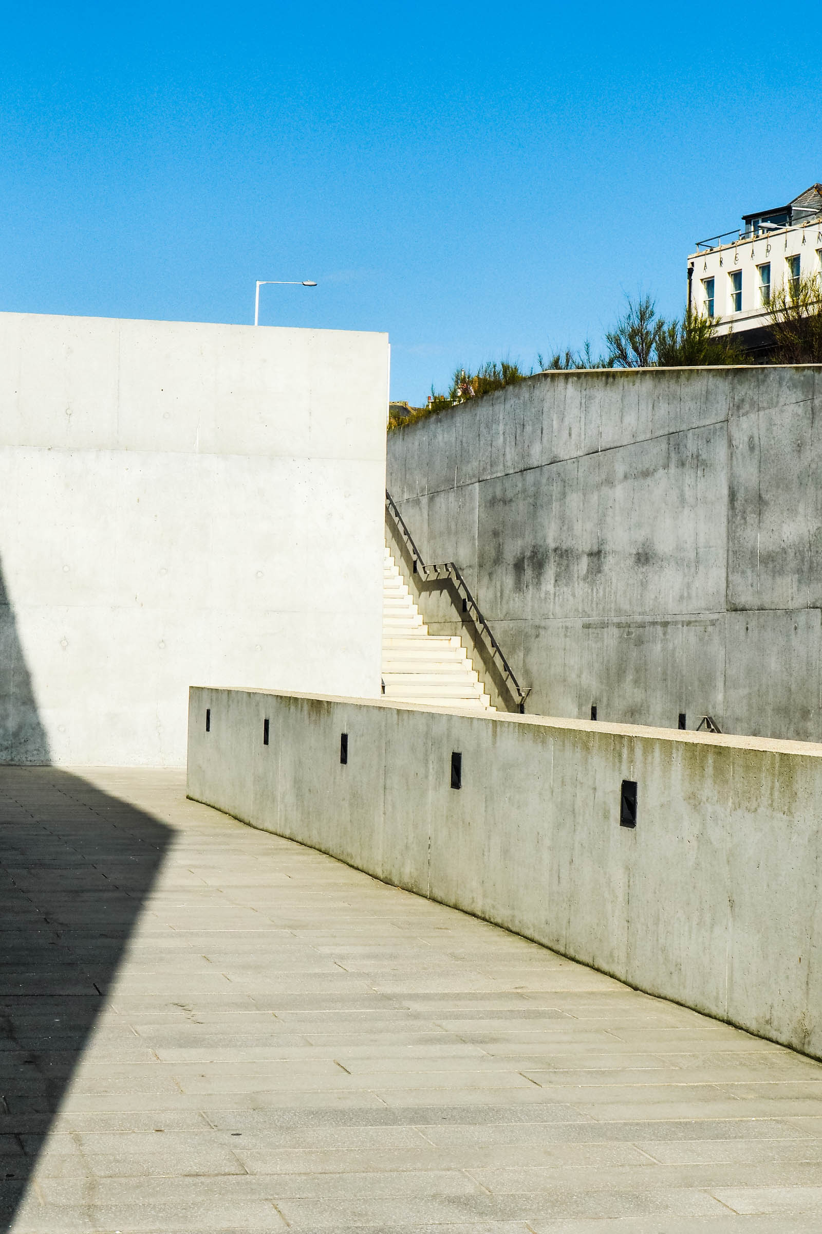 Visting the Turner contemporary in Margate