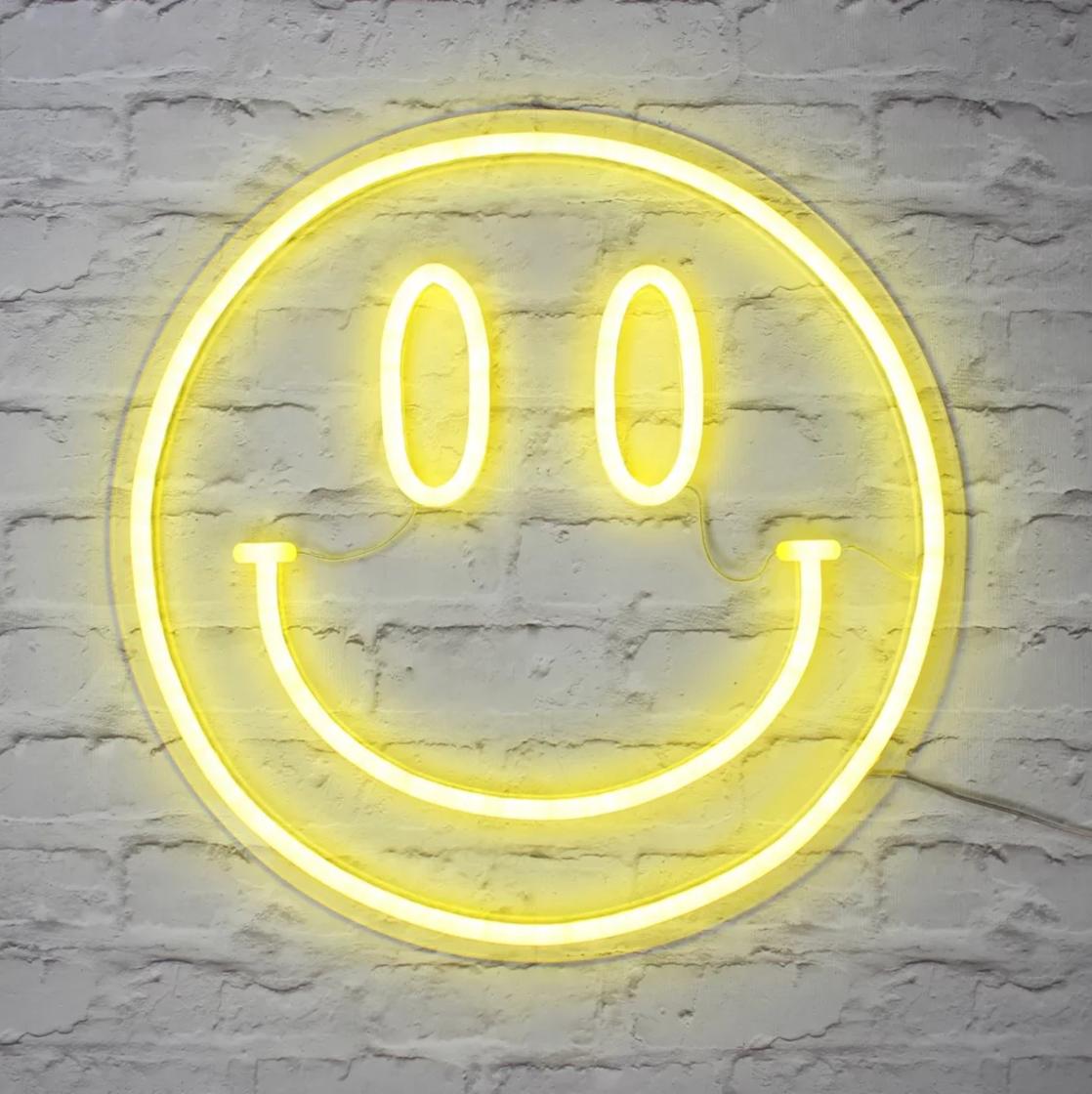 Neon Smiley - from Bag & Bones