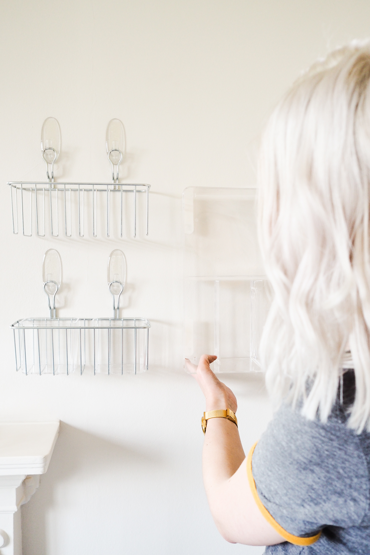 In this latest post I created an acrylic makeup storage solution for £40!