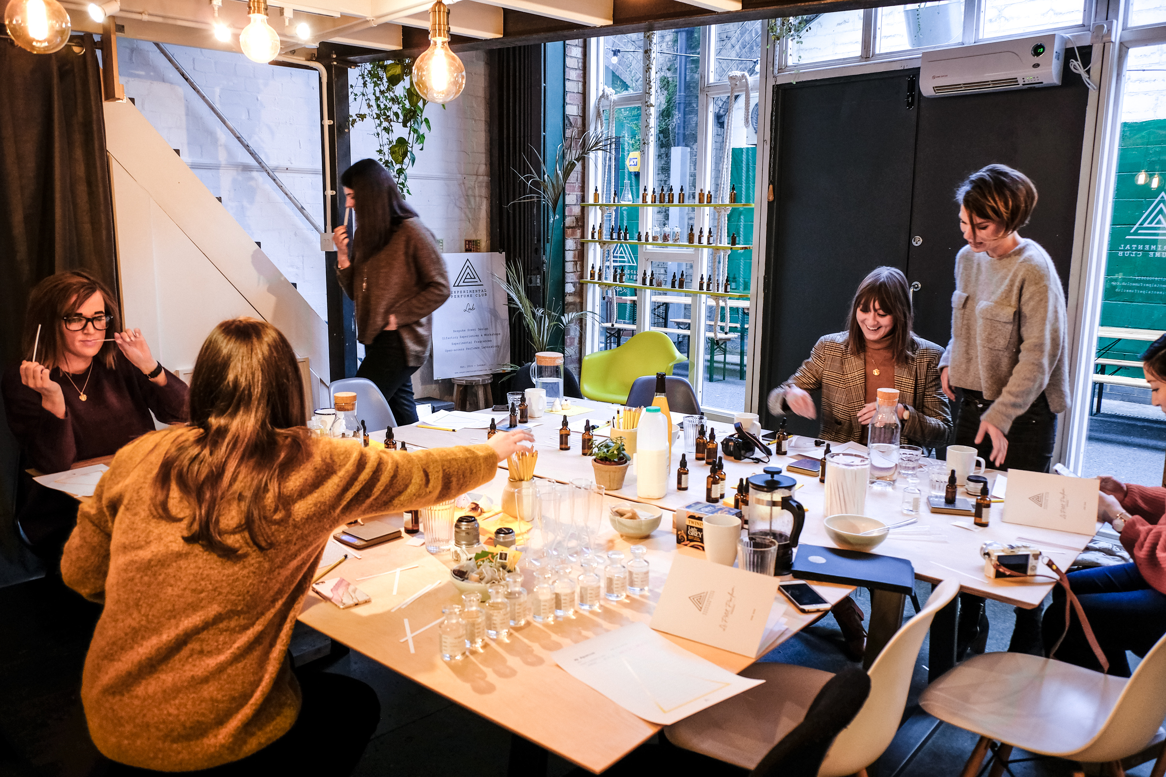 Here's how to create your own perfume with Experimental Perfume Club