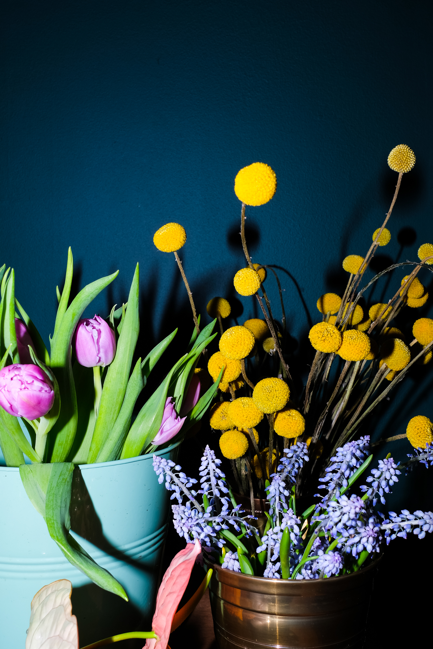 The Surprising Thing I Learnt On A Day Course At London Flower School Sarah Akwisombe