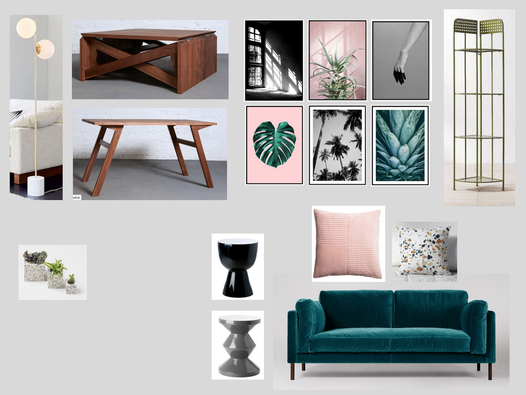 innova croydon moodboards by Sarah Akwisombe