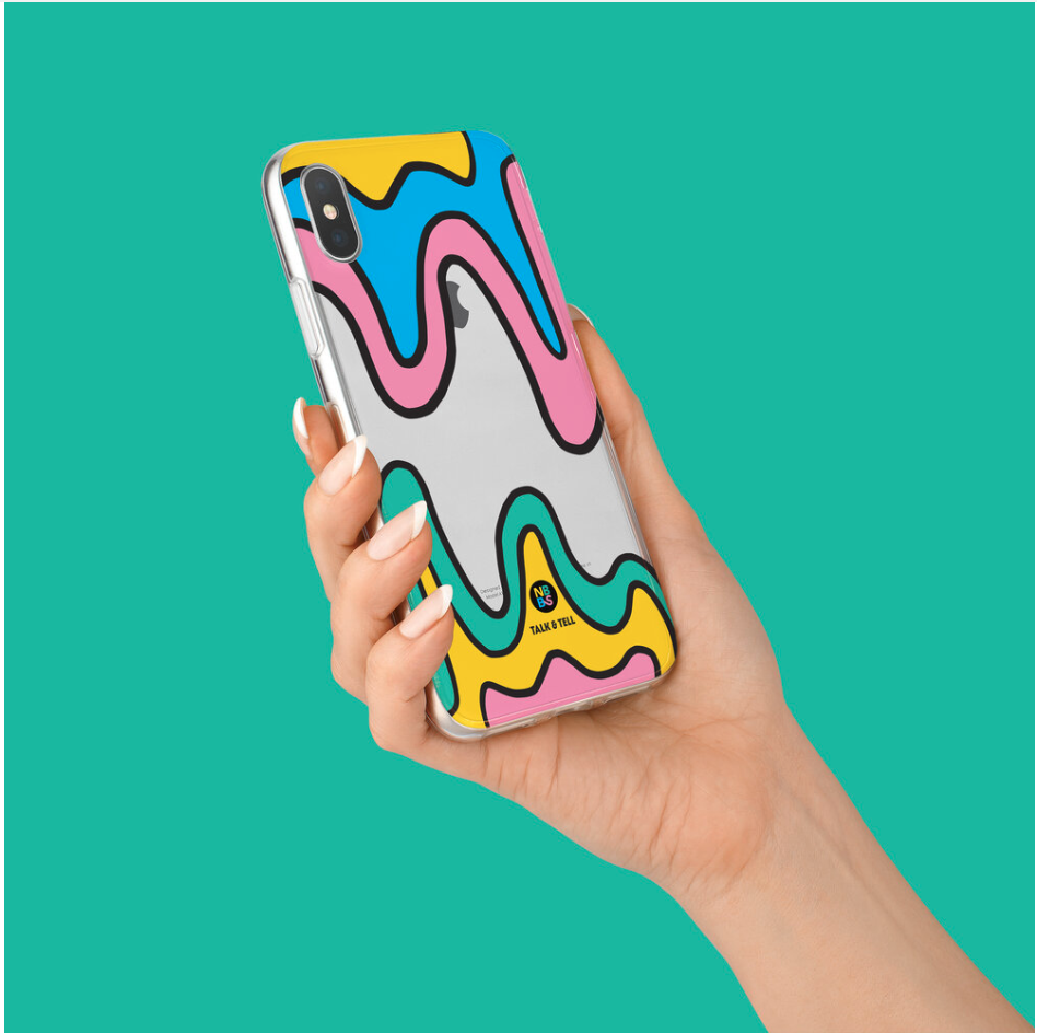 PHONE CASES - My brand new phone case collection in collaboration with Talk & Tell is out NOW! There are 7 girl power designs all at just £9.99 each. Click to take a look!