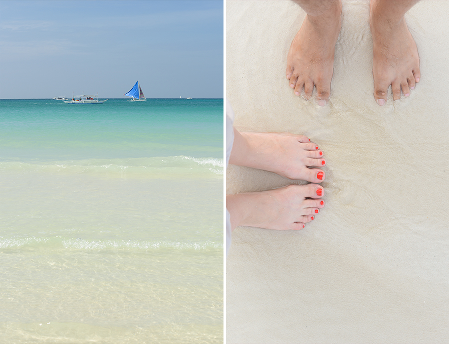 boracay philippines beach travel washington dc photographer sand feet