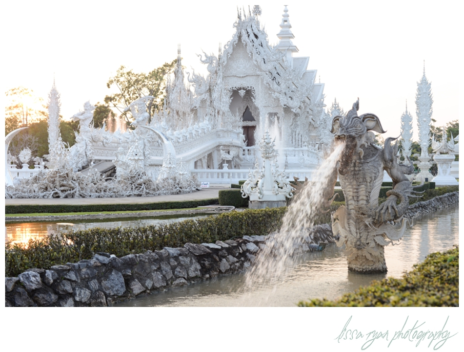 """wat rong khun"" ""white temple"" thailand travel temple ""lissa ryan photography"""
