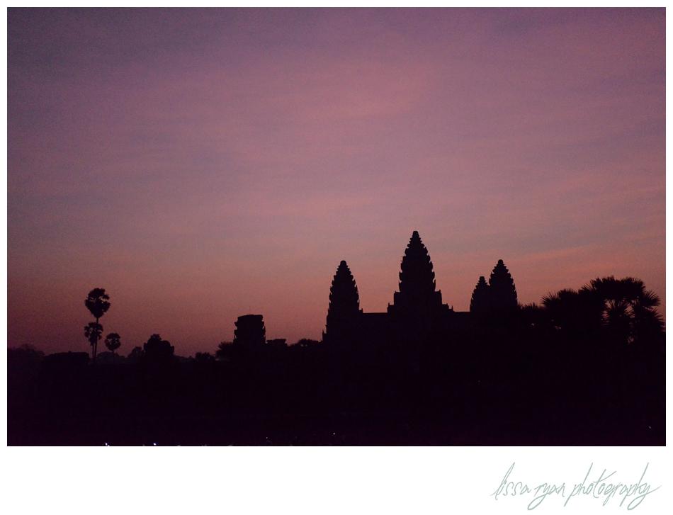 sunrise at angkor wat cambodia travel photography lissa ryan photography