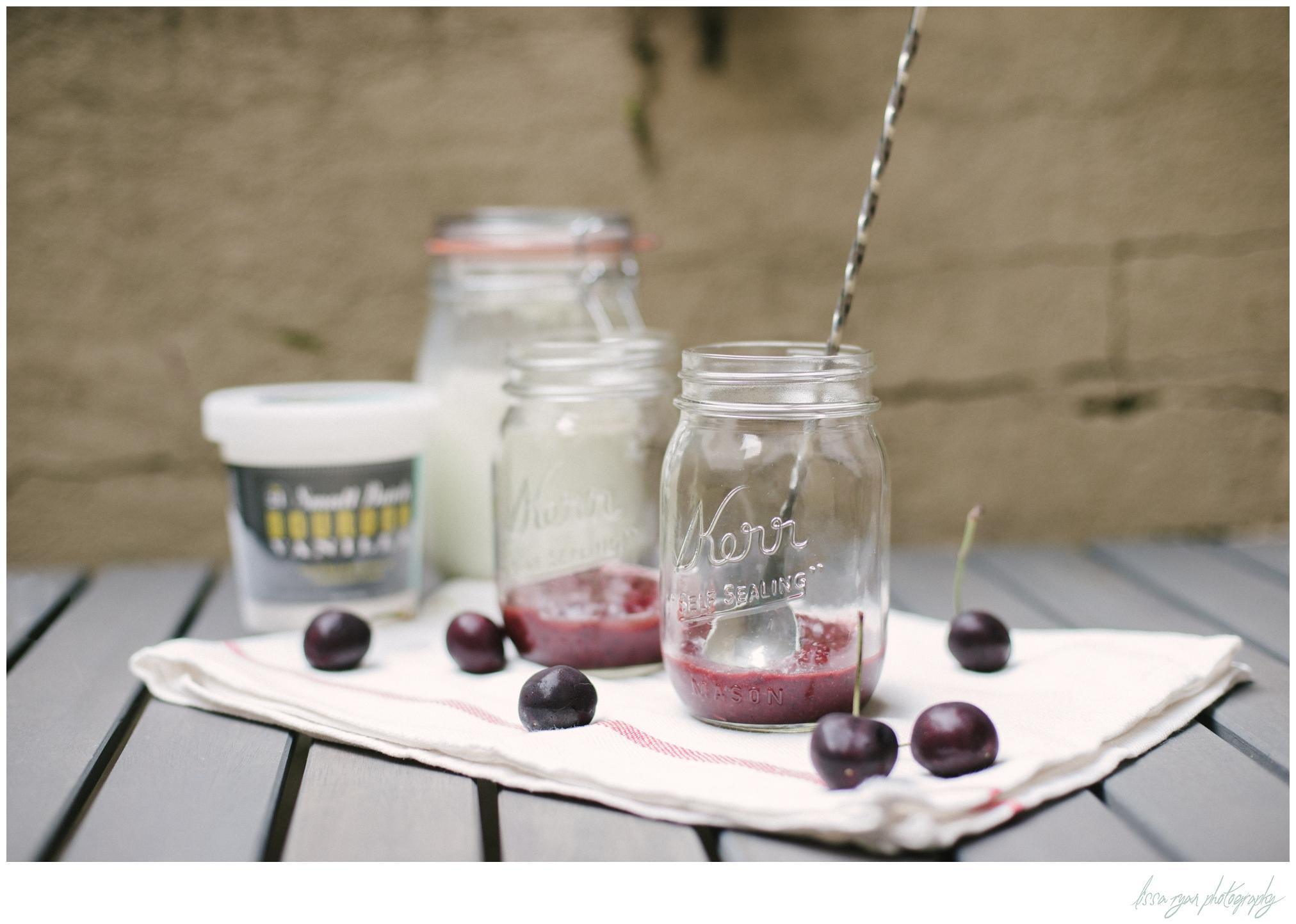 grilled cherry milkshake washington dc photographer lissa ryan photography