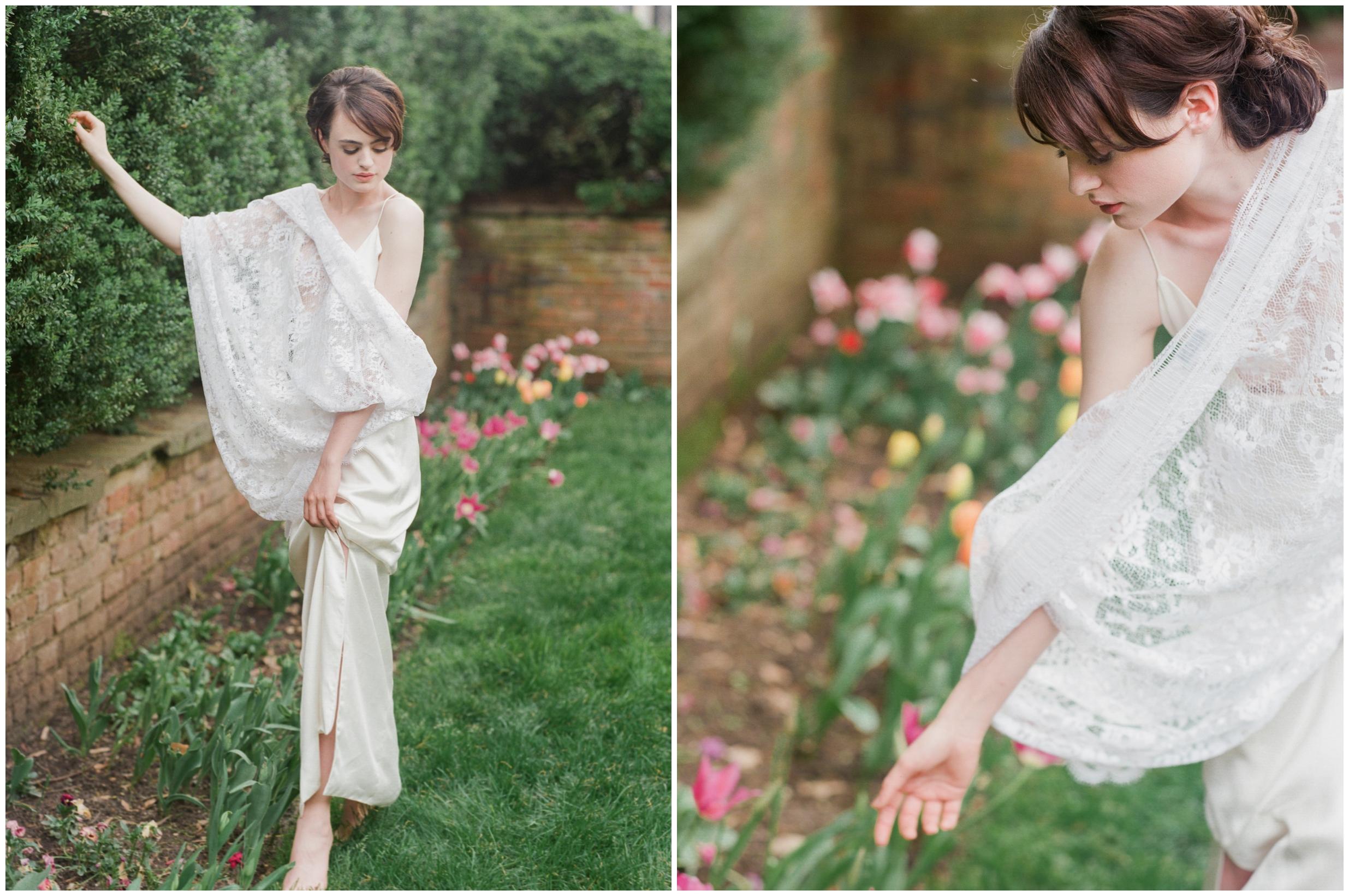outdoor fine art boudoir photographer lissa ryan photography washington DC maryland virginia