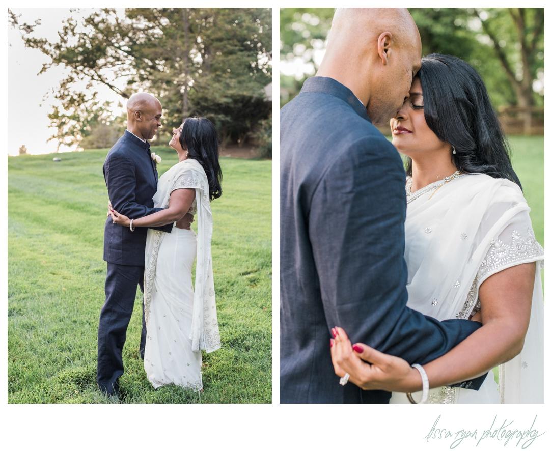 outdoor wedding sri lankan jamaican wedding maryland washington dc wedding photographer lissa ryan photography