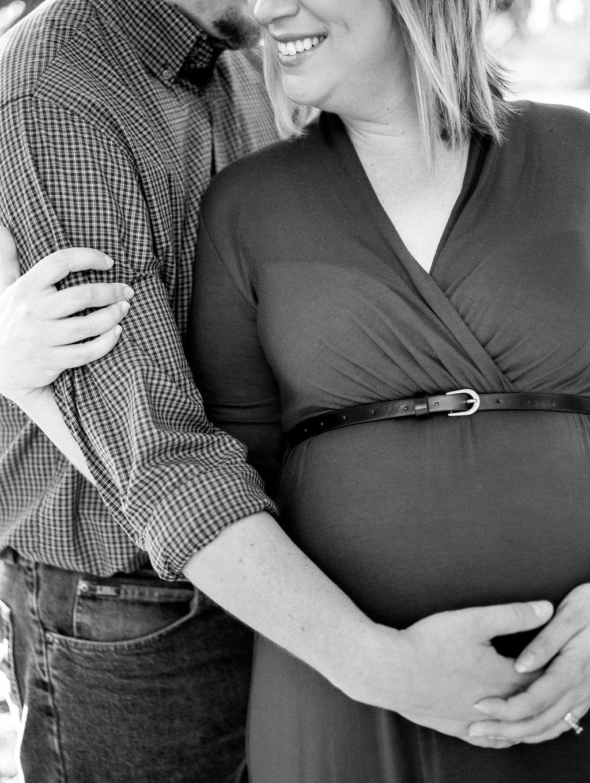 washington dc virginia maternity photos fine art film lissa ryan photography