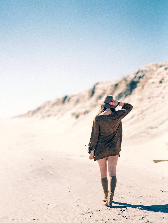 assateague island beach ocean portrait photographer fine art film destination lissa ryan photography