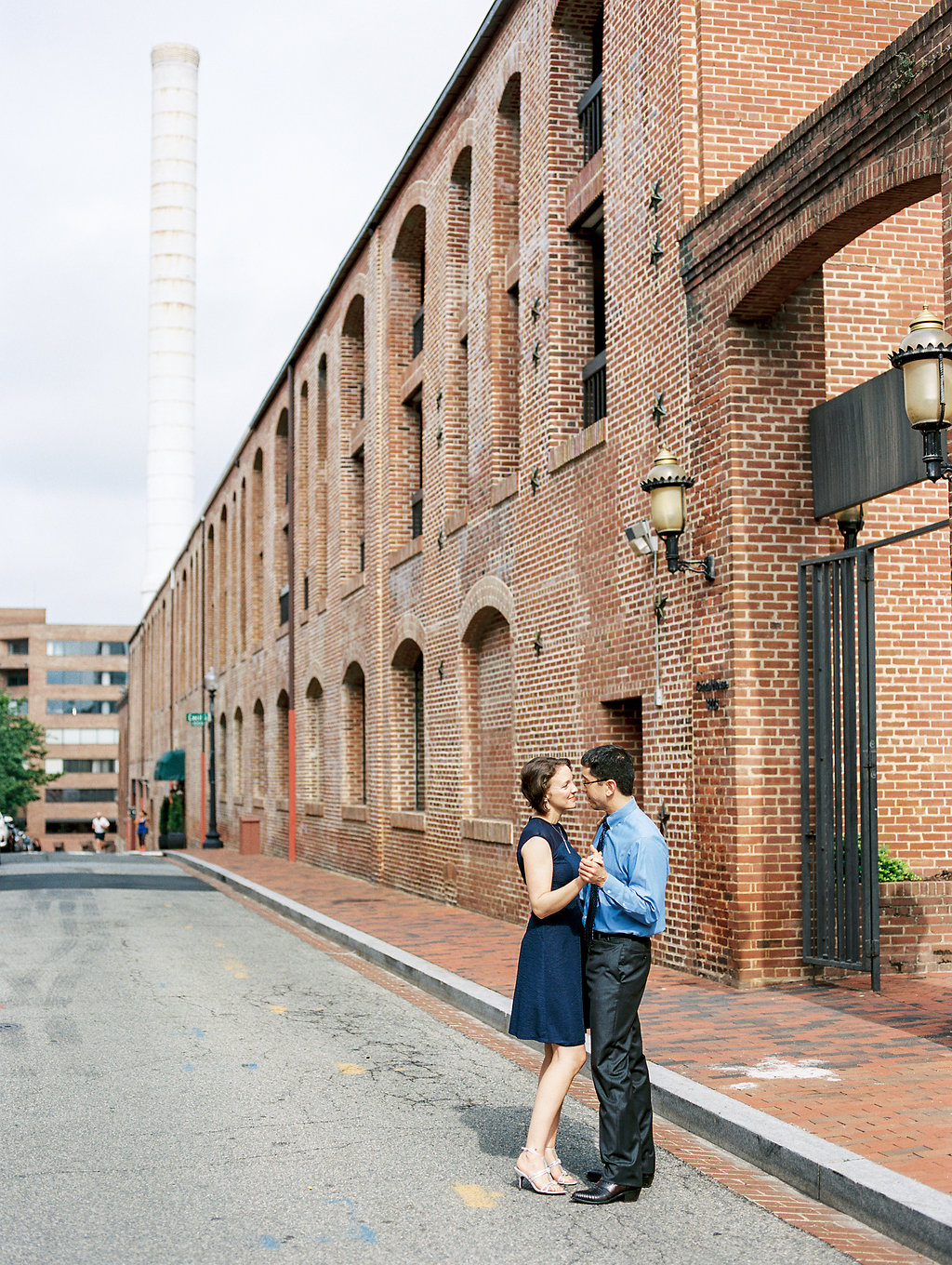georgetown engagement session washington dc fine art wedding photographer lissa ryan photography