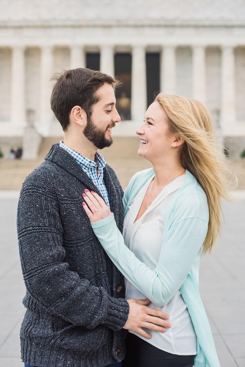 washington dc proposal engagement photos fine art wedding photographer lissa ryan photography