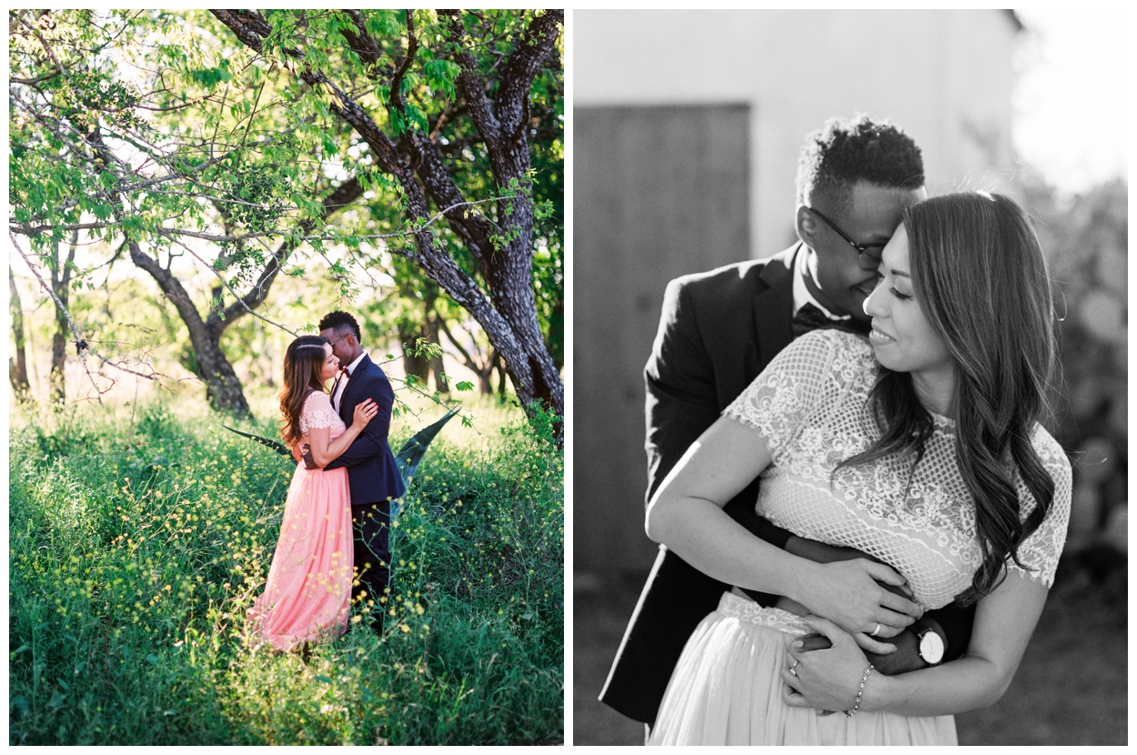 couple's session at le san michele in austin texas by fine art photographer lissa ryan photography
