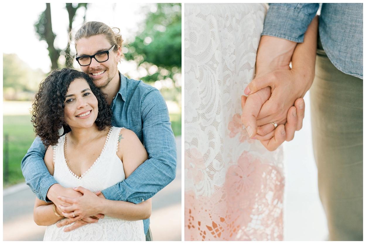 spring washington dc national mall engagement session by fine art wedding photographer lissa ryan photography