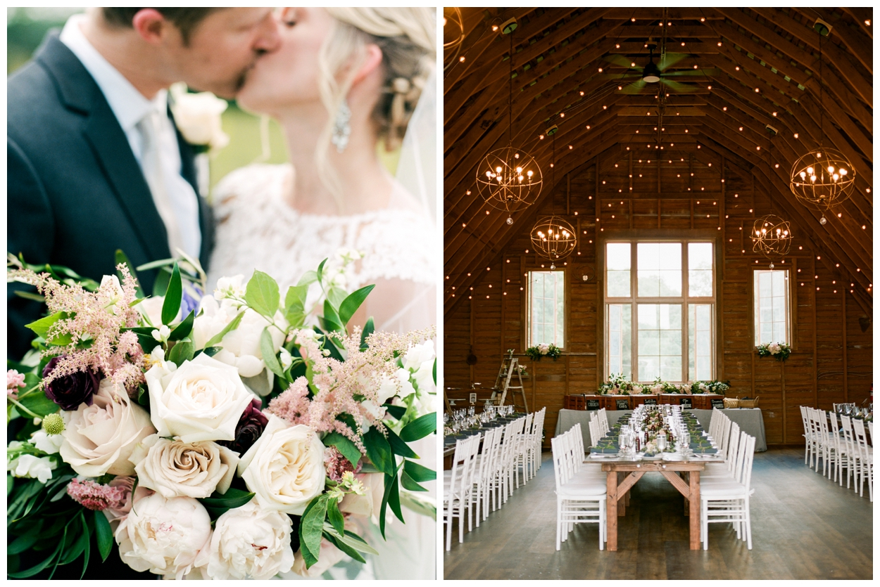 Virginia barn wedding at 48 Fields by fine art wedding photographer Lissa Ryan Photography