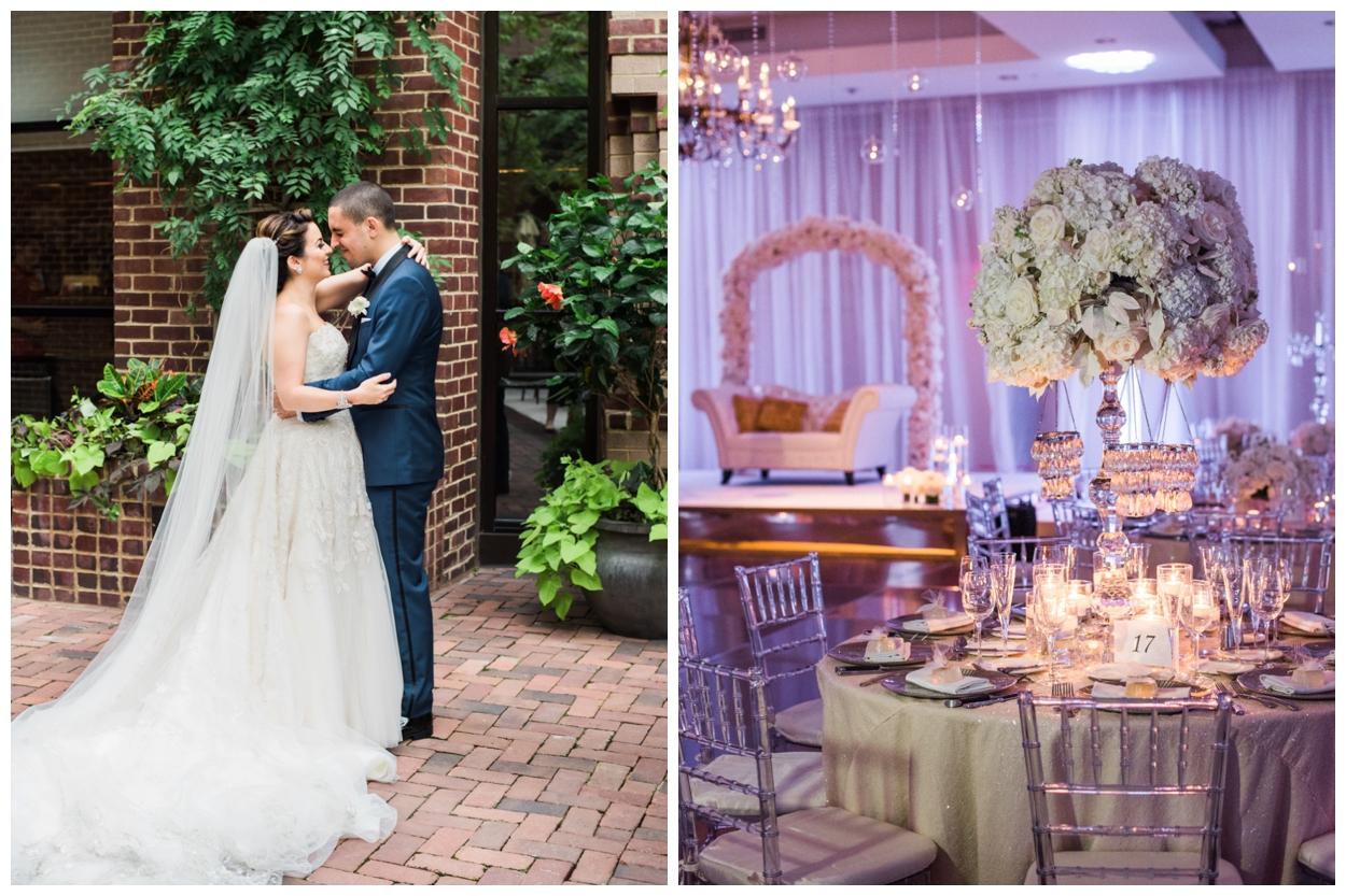 Summer wedding at the Four Seasons Georgetown by Washington DC fine art wedding photographer Lissa Ryan Photography