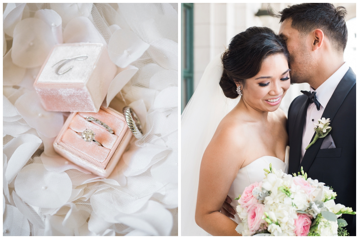 Summer wedding at the Mayflower in Washington DC by fine art wedding photographer Lissa Ryan Photography