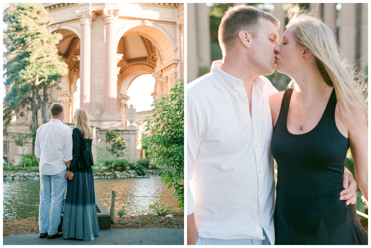 San Francisco California maternity session at the Palace of Fine Arts by fine art destination photographer Lissa Ryan Photography