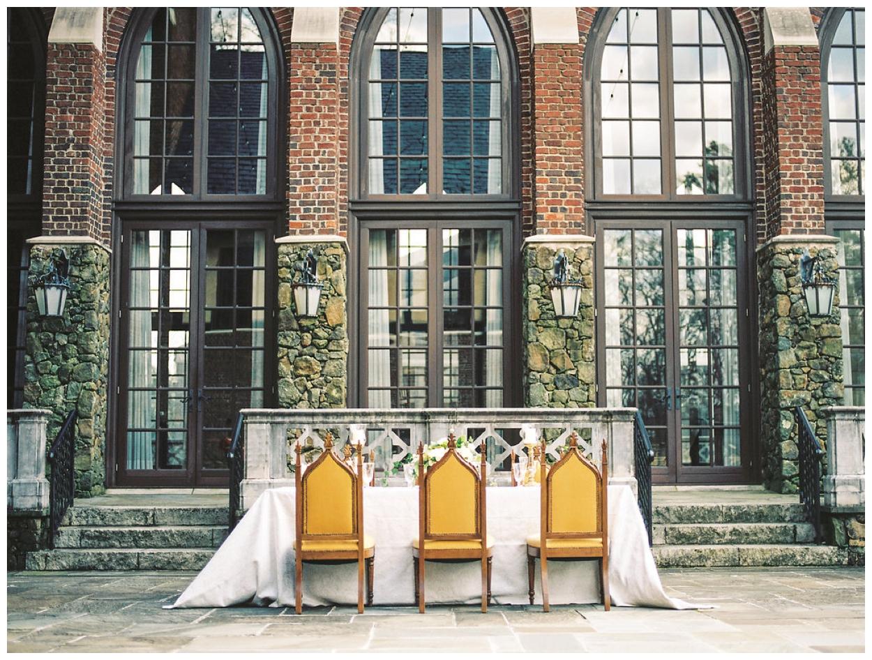Dover Hall Richmond Virginia elegant european wedding inspiration editorial by fine art wedding photographer Lissa Ryan Photography