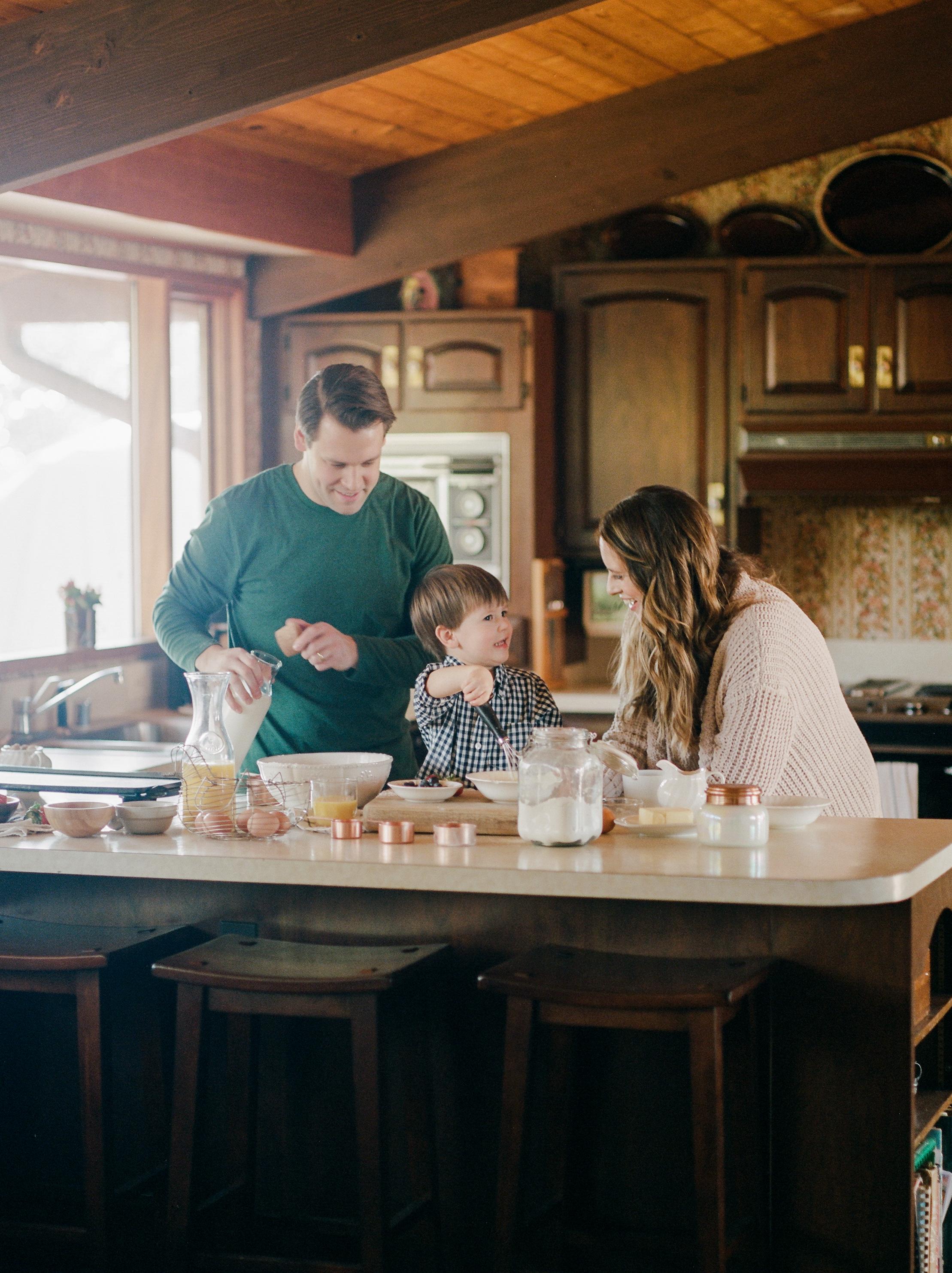 lifestyle family session on film by washington dc fine art photographer Lissa Ryan Photography