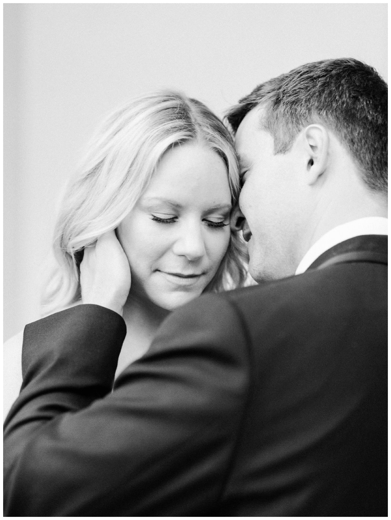 spring engagement session at Tudor Place in Washington DC by fine art wedding photographer Lissa Ryan Photography