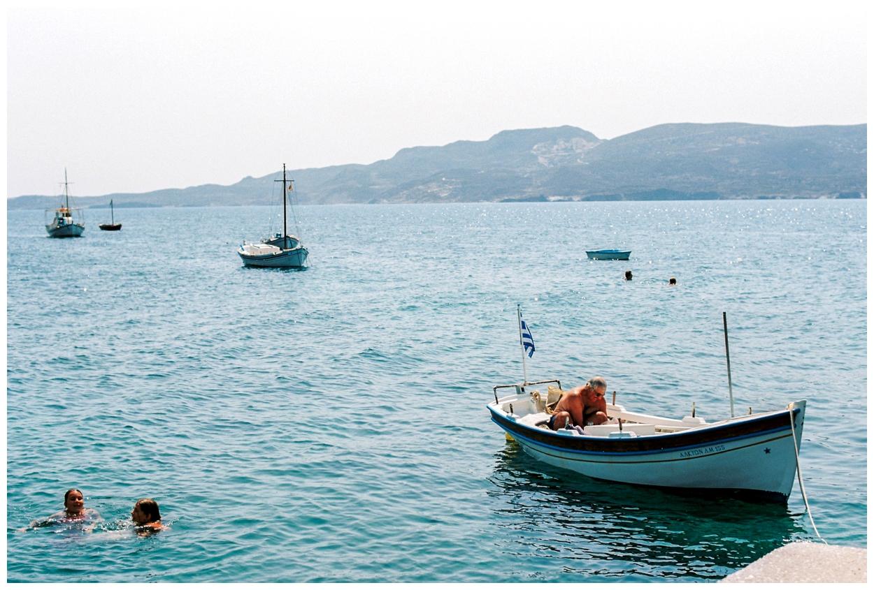 Milos Greece destination and travel photography by fine art wedding photographer Lissa Ryan Photography