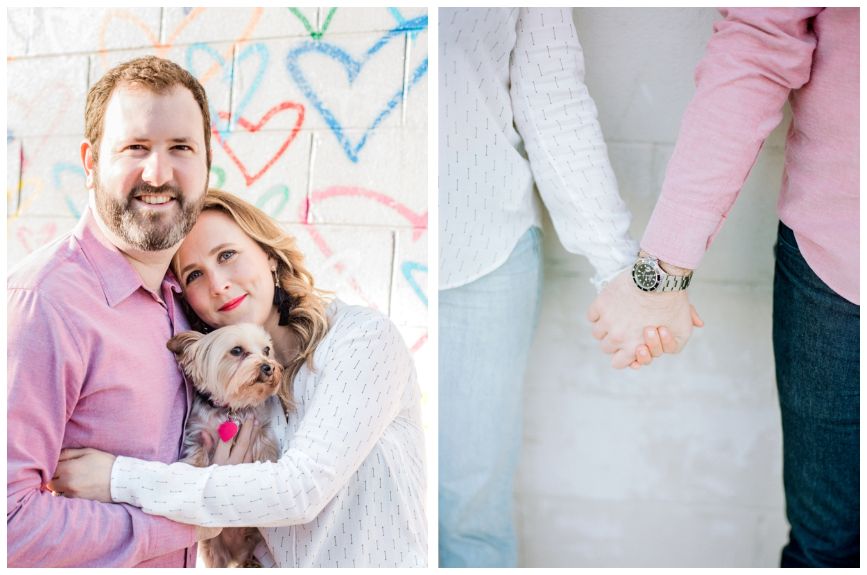 spring anniversary session at Union market in Washington DC by fine art wedding photographer Lissa Ryan Photography