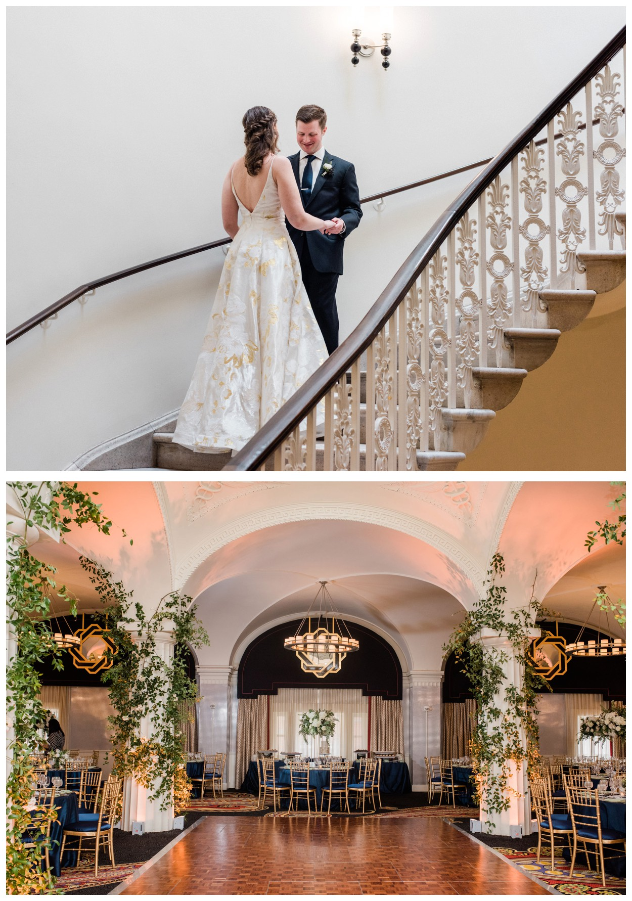 Spring Wedding at the Hotel Monaco Washington, DC by fine art wedding photographer Lissa Ryan Photography