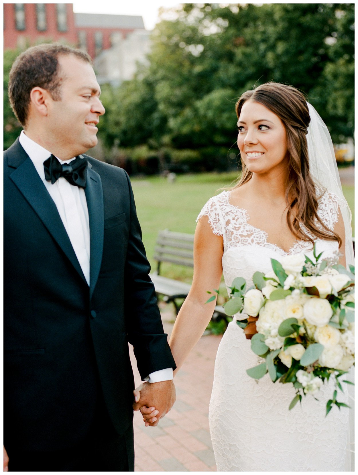 Fall Wedding at the Mayflower Hotel in Washington DC by fine art wedding photographer Lissa Ryan Photography