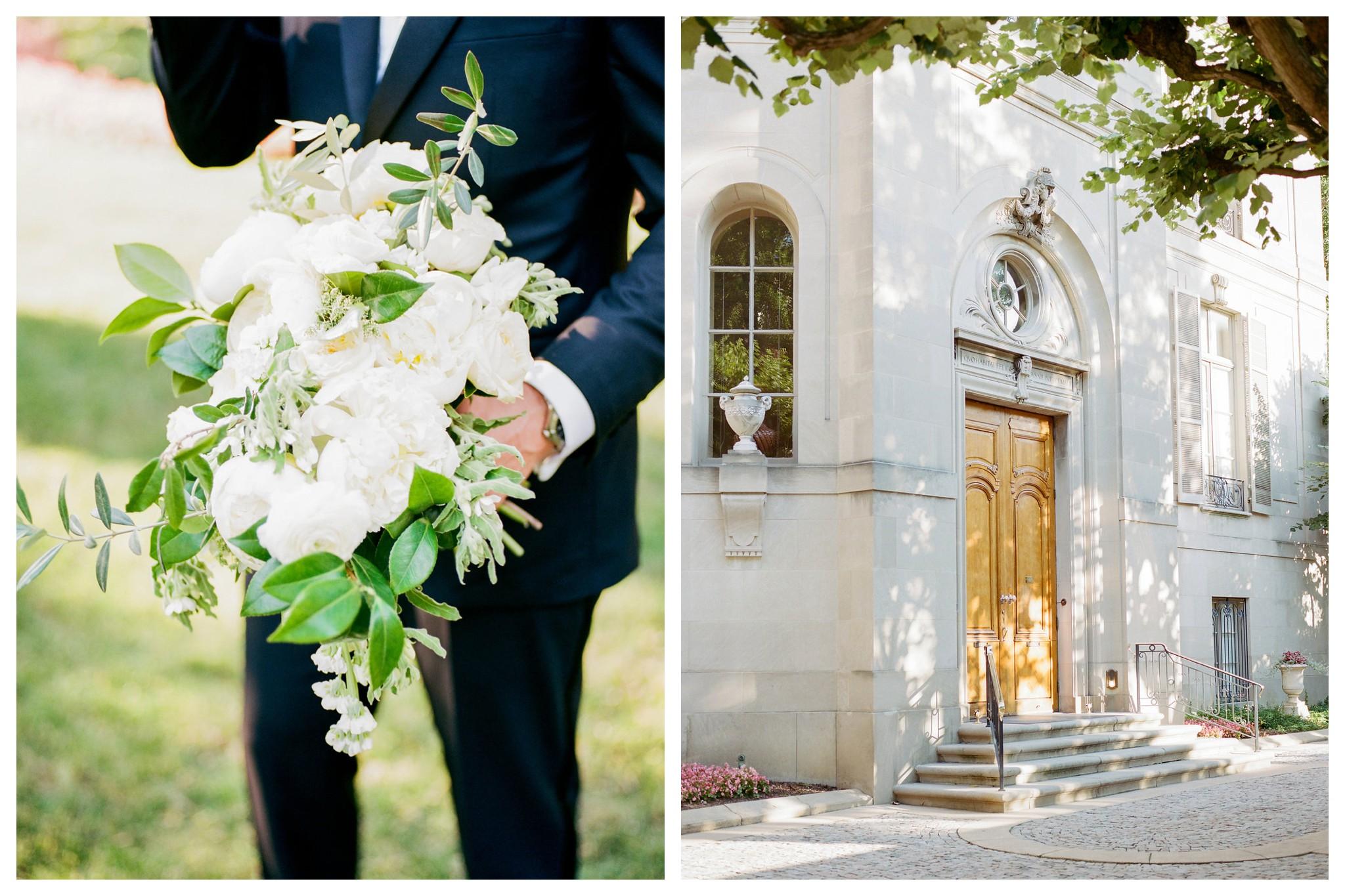 Summer Wedding at Meridian House in Washington DC by fine art photographer Lissa Ryan Photography
