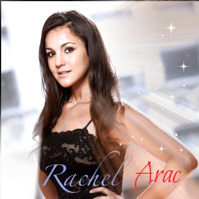 "Rachel Arac is from Tampa Florida. She studied in Boston before coming to New York City. She has acted in film, a TV pilot, and stage, and has been working on her solo music project. Her first single, ""Angels Making Love,"" (released February 2013) attracted attention in the music world. Later in 2013, Rachel collaborated with music mogul, Swizz Beatz, on ""Take A Chance: Rock With Me"" which has been heard on Shade45 and available on iTunes. Her music is available on  www.reverbnation.com/rachelarac   and YouTube.   Rachel is also involved in international human rights work, and an advocate for indigenous land rights. She has degrees in International Affairs and Law.     FACEBOOK     TWITTER    INSTAGRAM"