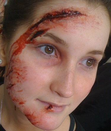 SPFX - Broken Glass cuts and wounds