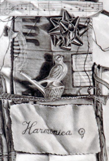 Harmonica (detail)